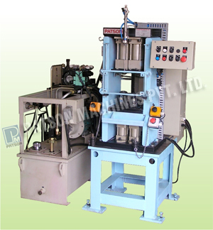 Hydraulic Press For Assembly, Assembly Machines
