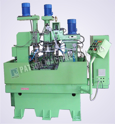 Rotary Indexing Machines, Rotary Indexing Type Drilling and Tapping SPM