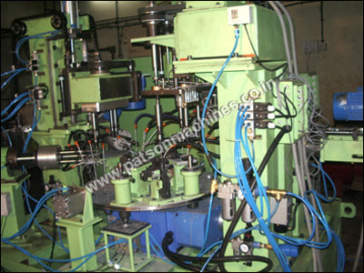 Rotary Indexing Machines, Rotary Indexing Drilling Machines