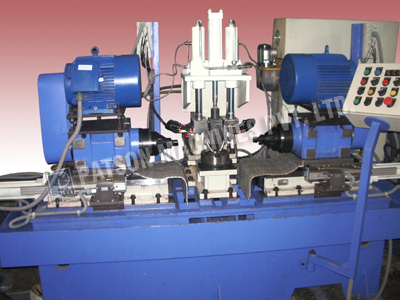 Yoke U Drilling SPM, Way Type Machines
